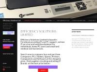 www.efficiencysolutions.co.uk